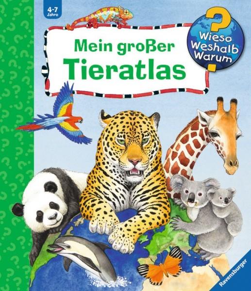 Ravensburger Buch WWW Mein großer Tieratlas Spielzeug