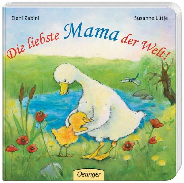 Oetinger Verlag Die liebste Mama der Welt Spielzeug