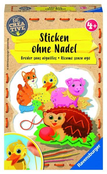 Ravensburger Sticken ohne Nadel Bastel Spielzeug
