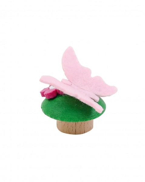 ahrens Wiesenstecker Schmetterling Stecker Spielzeug