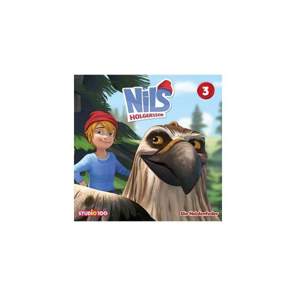 BUSCH CD Nils Holgersson 3: Helden Spielzeug