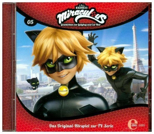 BUSCH CD Miraculous 5: Der Betrüger Spielzeug