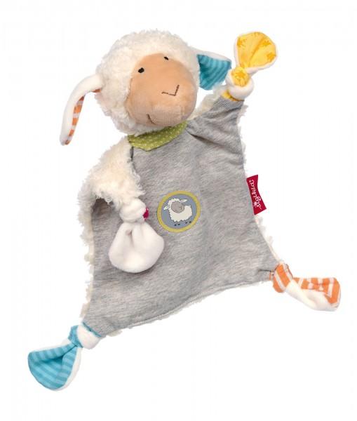 Sigikid Schnuffeltuch Schaf, Boller Schäfle Spielzeug