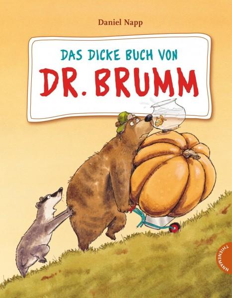 Thienemann-Esslinger Verlag Dr. Brumm Das dicke Buch von Dr. Brumm Spielzeug