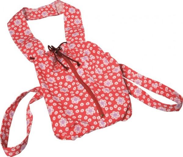 NIC Puppentragesack, rot Spielzeug