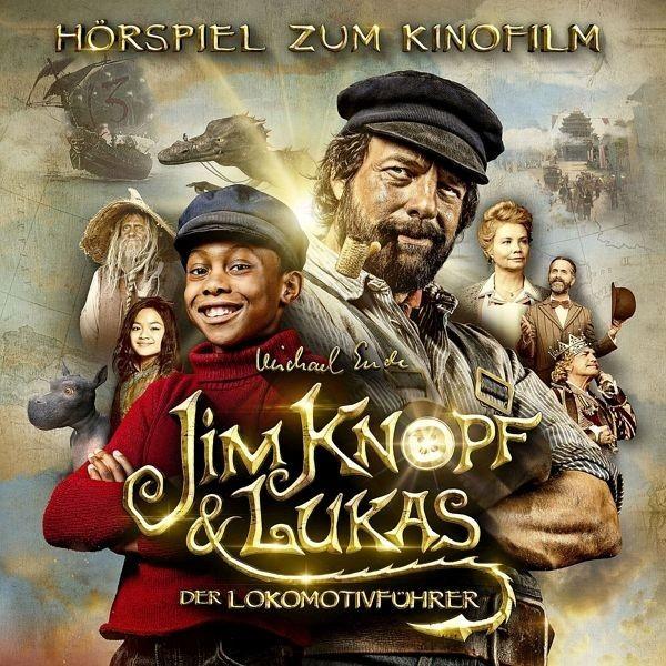 BUSCH CD Jim Knopf Kinofilm 2018 Spielzeug