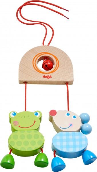 Haba Hängefigur Zappelduo Spielzeug