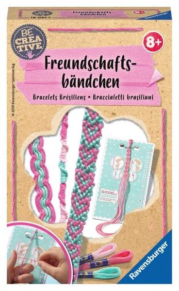 Ravensburger Spieleverlag Be Creative Freundschaftsbändchen Spielzeug