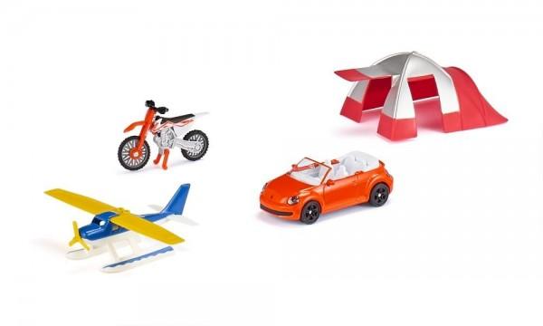 Siku Freizeit Set Spielzeug