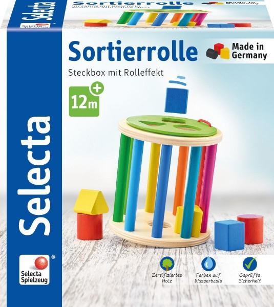 Schmidt Spiele Selecta Sortierrolle Spielzeug