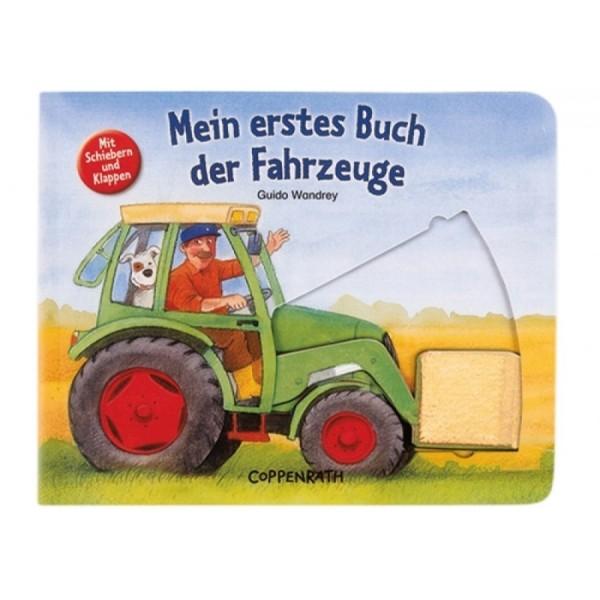 Die Spiegelburg Mein erstes Buch der Fahrzeuge Spielzeug