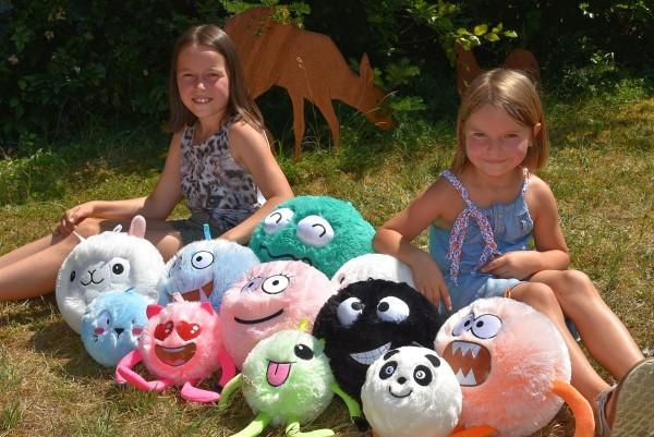 Sunflex Fluffyball Paul Panda 15 cm Spielzeug