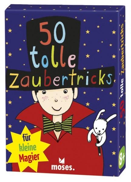 Moses 50 tolle Zaubertricks für kleine Magier Spielzeug