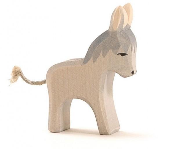 Ostheimer Figur Esel klein Spielzeug