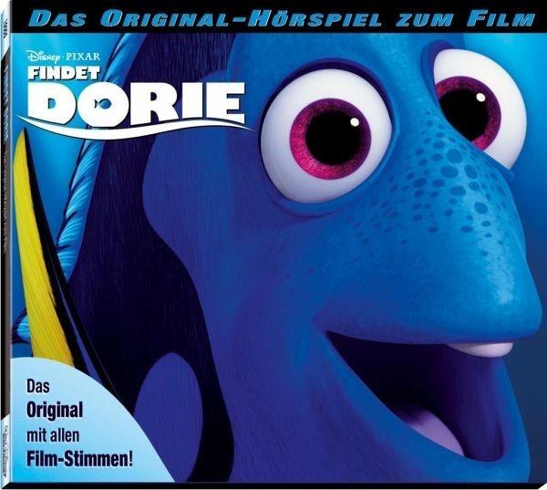 BUSCH CD Findet Dorie Spielzeug
