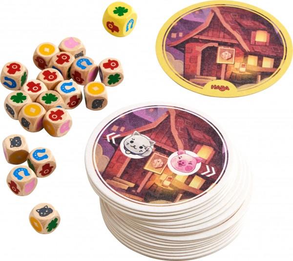 Haba Wurf & Weg Spielzeug