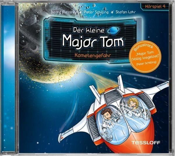 BUSCH CD Der Kleine Major Tom 4: Kometengefahr Spielzeug