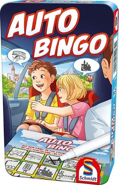 Schmidt Spiele Auto Bingo Spielzeug