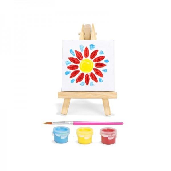 KIKKERLAND Mini Paint Set Spielzeug