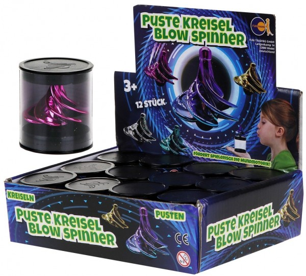 Fun Trading Blow Spinner Spielzeug