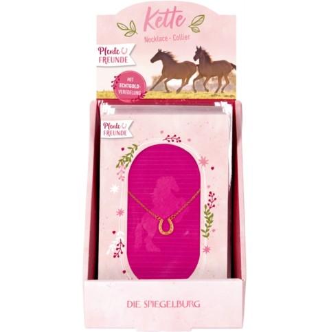 Die Spiegelburg Kette Hufeisen Pferdefreunde Spielzeug