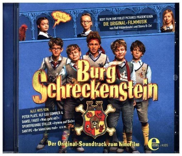 BUSCH CD Burg Schreckenstein Sound Spielzeug