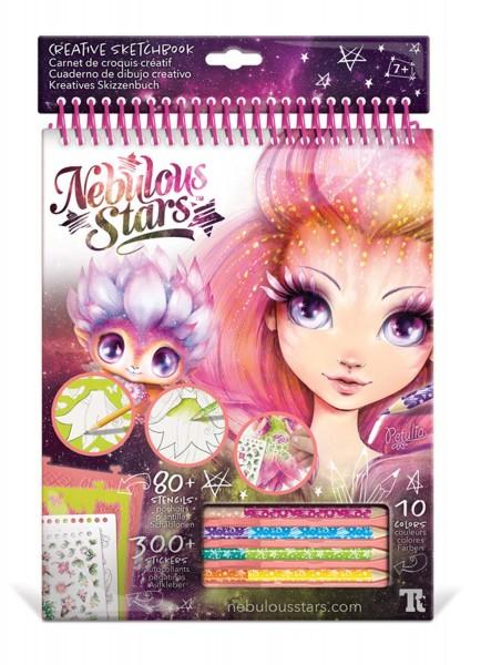 Nebulous Stars Kreatives Skizzenbuch Petulia Spielzeug