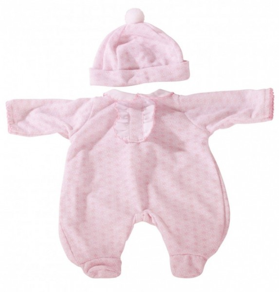 Götz Puppenmanufaktur Babyanzug technical pink 30cm Spielzeug