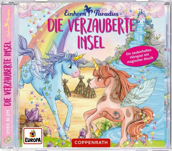 Die Spiegelburg CD Hörspiel: Einhorn-Paradies - Die verzauberte Insel Spielzeug