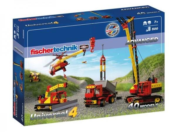 Fischertechnik Universal 4 Spielzeug