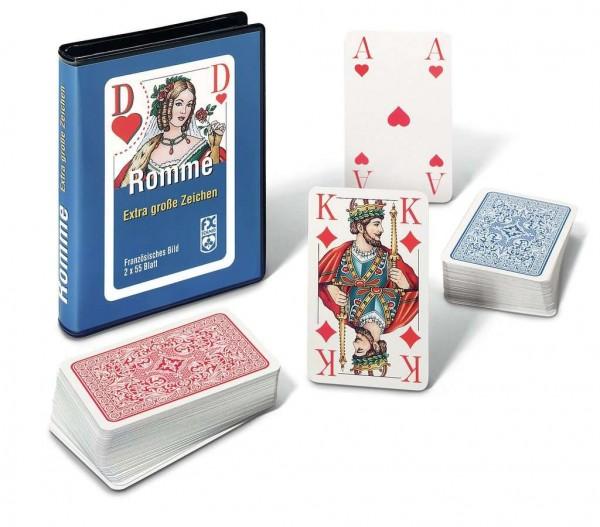 Ravensburger Rommé, Canasta, Bridge Spielzeug