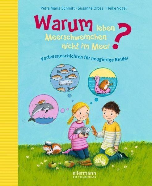 Oetinger Verlag Warum leben Meerschweinchen nicht im Meer? Spielzeug