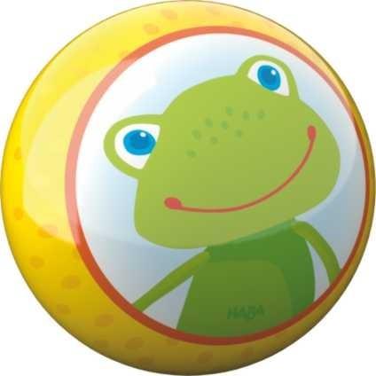Haba Ball Frosch Spielzeug