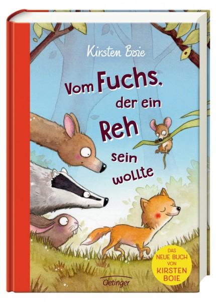 Oetinger Verlag Vom Fuchs, der ein Reh sein wollte Spielzeug