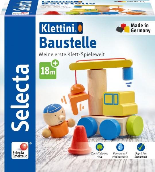Schmidt Spiele Baustelle, Klett-Stapelspielz Spielzeug