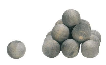 Ostheimer Kanonenkugeln (10 Stück) Spielzeug