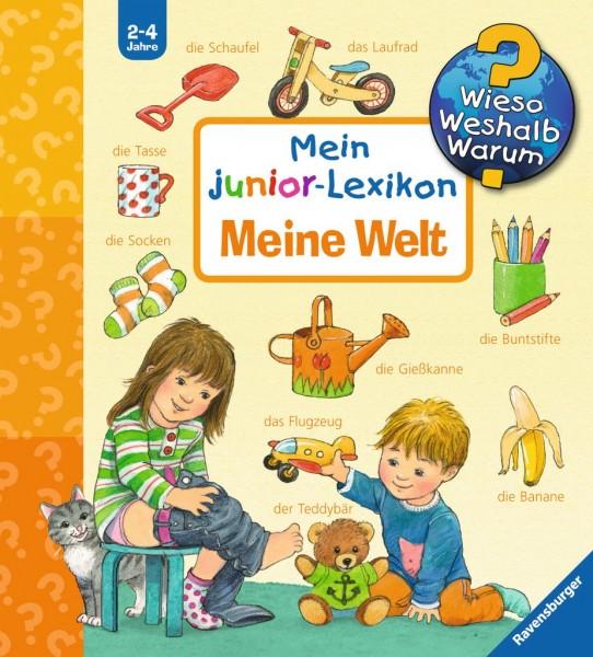 Ravensburger Buch WWW Sonderb.: Mein junior-Lexikon Spielzeug