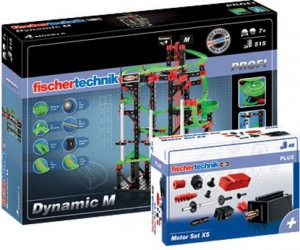 Fischertechnik Dynamic M Motor XS Spielzeug