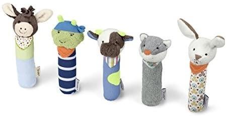 Sterntaler Sortiment Greif-Quietschen Spielzeug