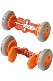 Haba Selectiv Räderklemmen Spielzeug