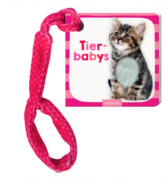ars Edition FotoBuggy: Tierbabys Spielzeug