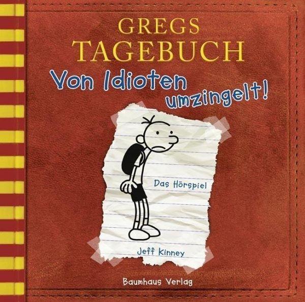 BUSCH CD Gregs Tagebuch 1: Von Idioten umzingelt! Spielzeug