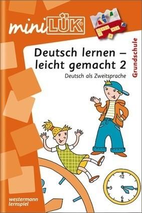miniLÜK. Deutsch lernen - leicht gemacht 2: Deutsch als Zweitsprache für die Grundschule Spielzeug