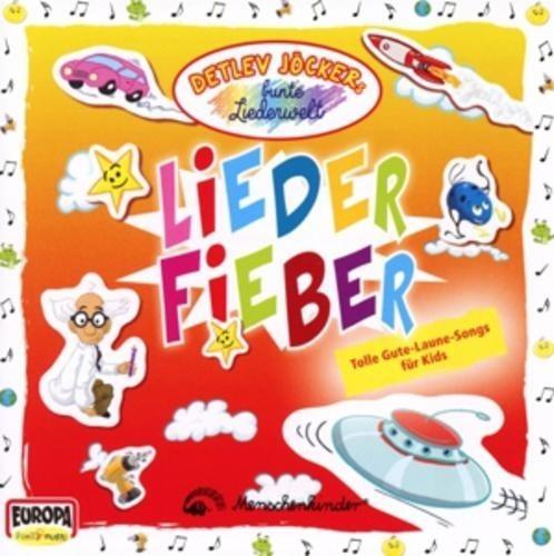 BUSCH CD Lieder Fieber Spielzeug