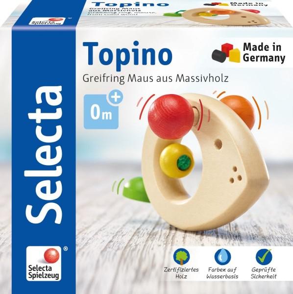 Selecta Topino, Maus-Greifling Spielzeug