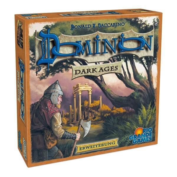 ASS Spielkartenfabrik Dominion Dark Age Spielzeug