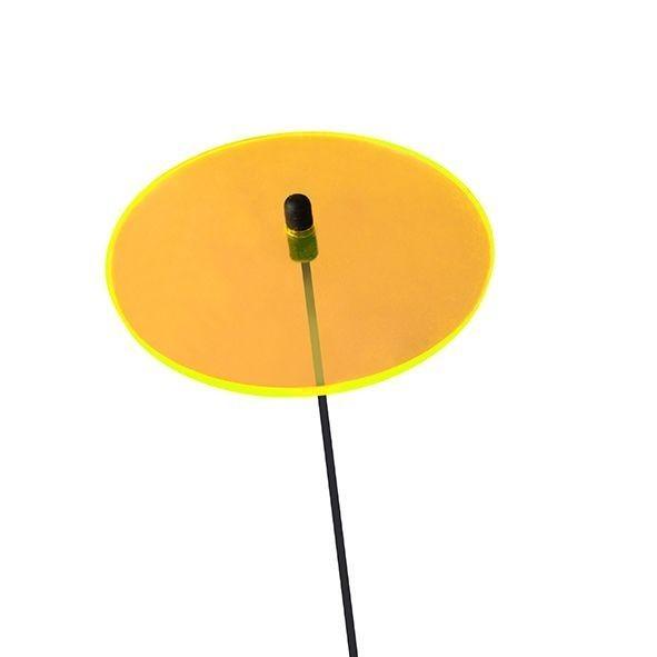 Elliot GmbH Lichtzauber Scheibe 30cm orange Spielzeug