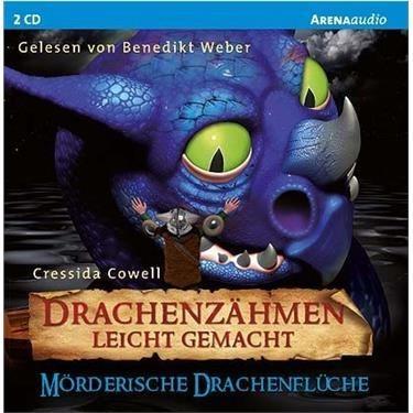 Arena Verlag Cowell, Drachenzähmen leicht Spielzeug