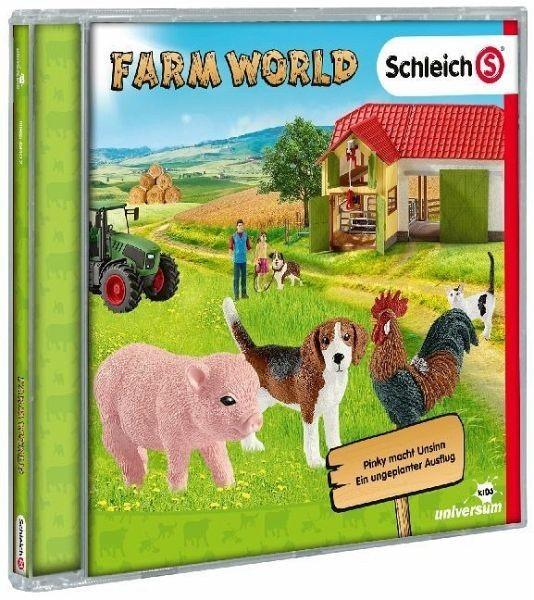 BUSCH CD Farm World 1: Pinky Spielzeug