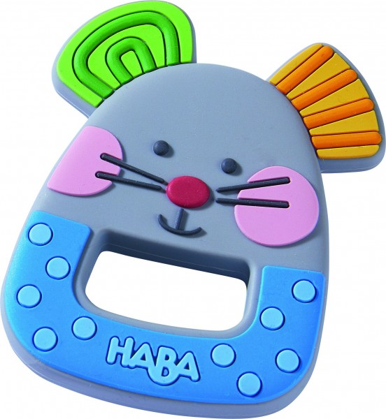 Haba Greifling Kleine Maus Spielzeug